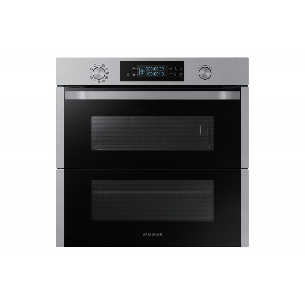 Samsung NV75N5671RS Electric oven 75 L 1200 W Black, Stainless steel A +
