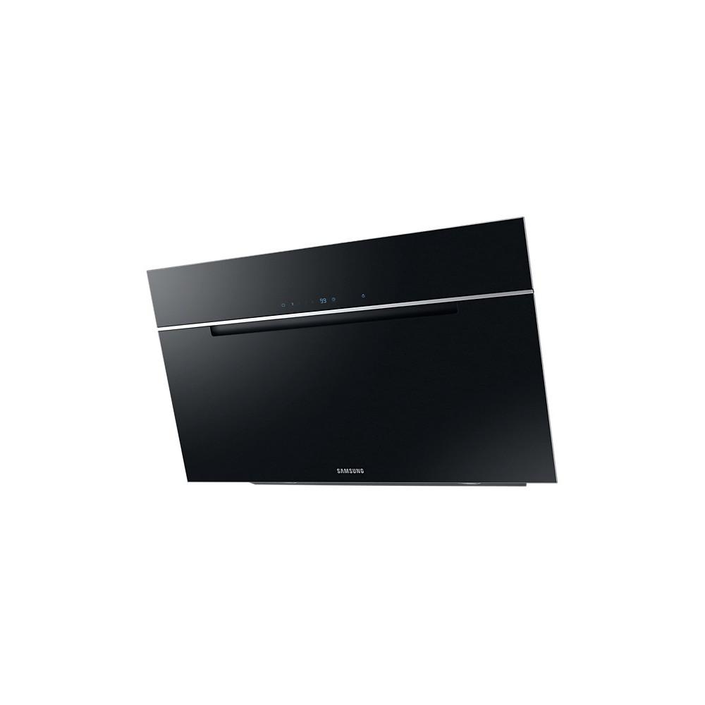 Samsung NK36M7070VB 729 m³ h Wall-mounted extractor hood Black B