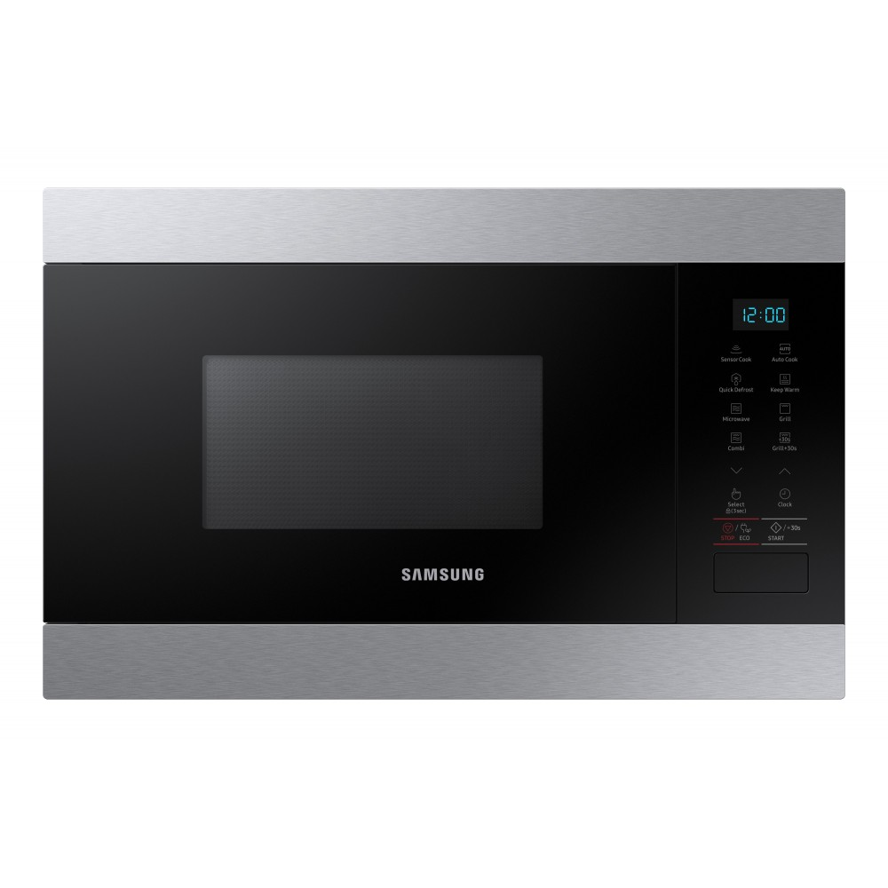 Samsung MG22M8074CT Built-in Microwave with grill 22 L 1300 W Black, Silver