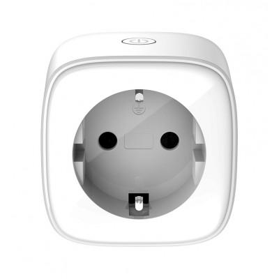D-Link DSP-W118 presa intelligente Bianco 3680 W