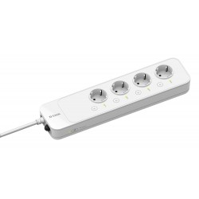 D-Link DSP-W245 presa intelligente Bianco 3680 W