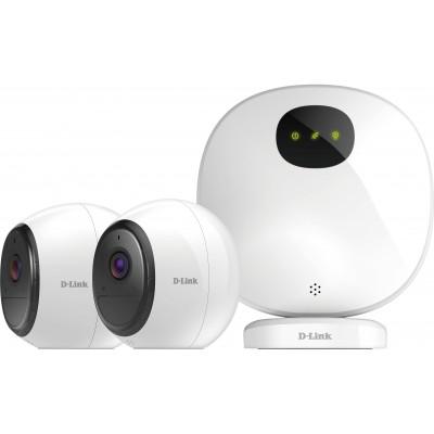 Kit de vidéosurveillance sans fil D-Link