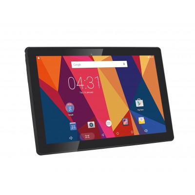 """Hannspree Hercules 2 25.6 cm (10.1 """") Mediatek 2 GB 16 GB Wi-Fi 4 (802.11n) Black Android 7.0"""