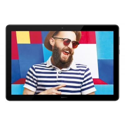 "Huawei MediaPad T5 25,6 cm (10.1"") Hisilicon Kirin 2 Go 16 Go Wi-Fi 5 (802.11ac) Noir Android 8.0"