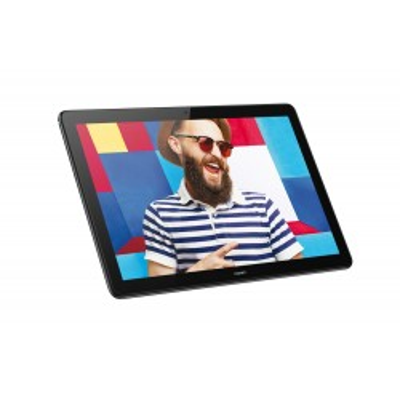 """Huawei MediaPad T5 25,6 cm (10.1"""") Hisilicon Kirin 2 GB 16 GB Wi-Fi 5 (802.11ac) Nero Android 8.0"""