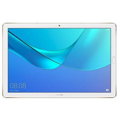 """Huawei MediaPad T5 25,6 cm (10,1 """") Hisilicon Kirin 3 Go 32 Go Wi-Fi 5 (802.11ac) Or, Blanc"""
