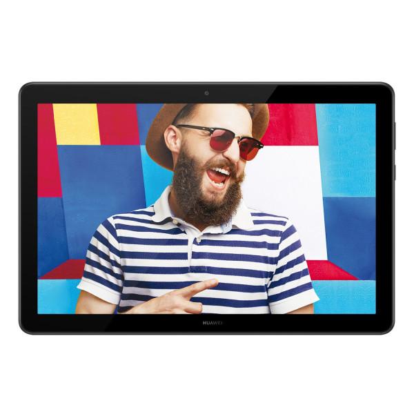 "Huawei MediaPad T5 25.6 cm (10.1 "") Hisilicon Kirin 3 GB 32 GB Wi-Fi 5 (802.11ac) Black Android 8.0"