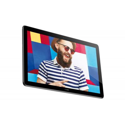 "Huawei MediaPad T5 25,6 cm (10.1"") Hisilicon Kirin 3 Go 32 Go Wi-Fi 5 (802.11ac) Noir Android 8.0"