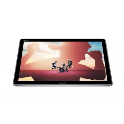 "Huawei MediaPad M5 Lite 25,6 cm (10,1"") Hisilicon Kirin 3 Go 32 Go Wi-Fi 5 (802.11ac) 4G LTE Gris Android 8.0"