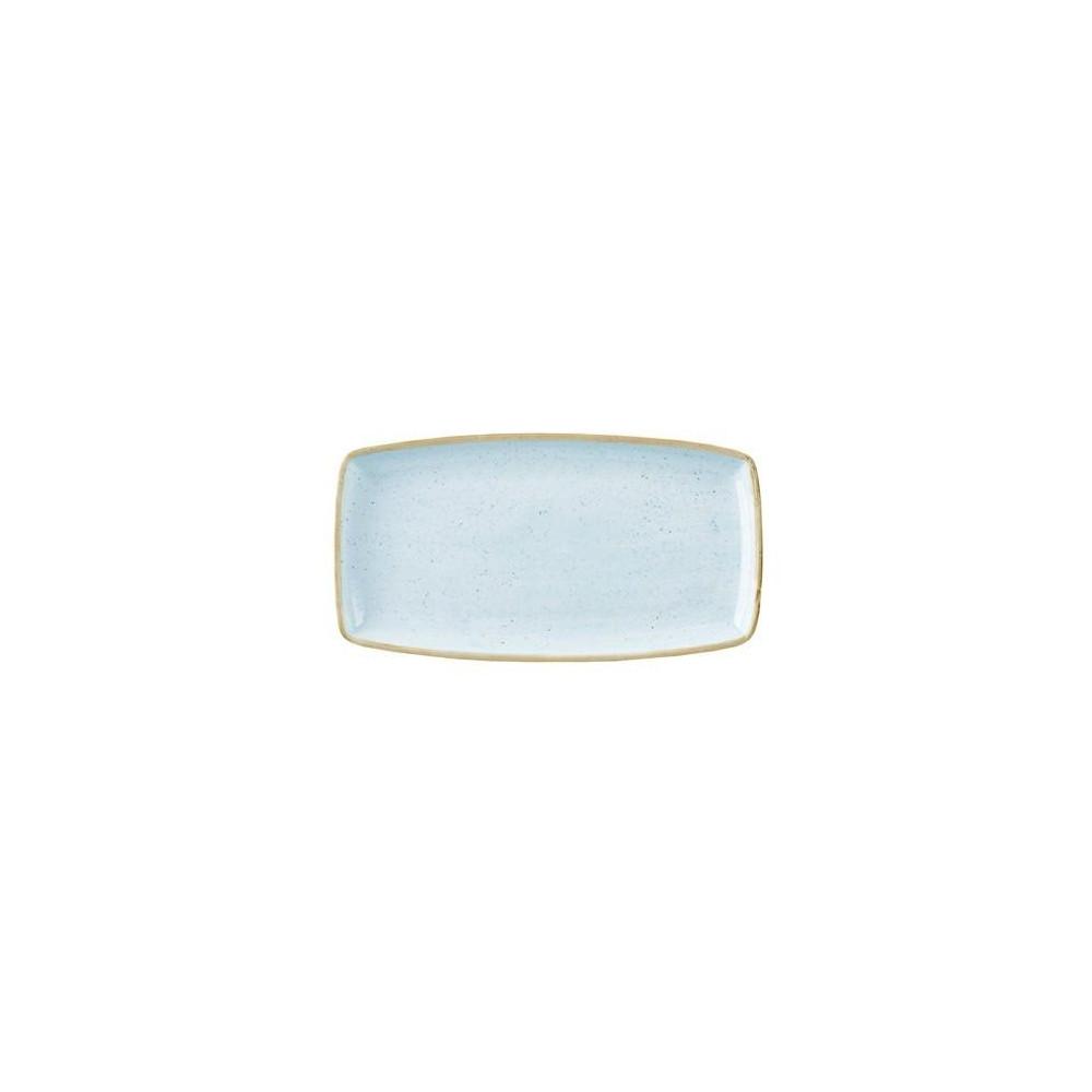 Piatto Azzurro rettangolare 35 x 18 cm