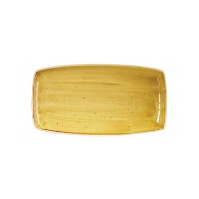 Yellow rectangular plate 35...