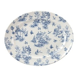 Oval Plate 36 cm...