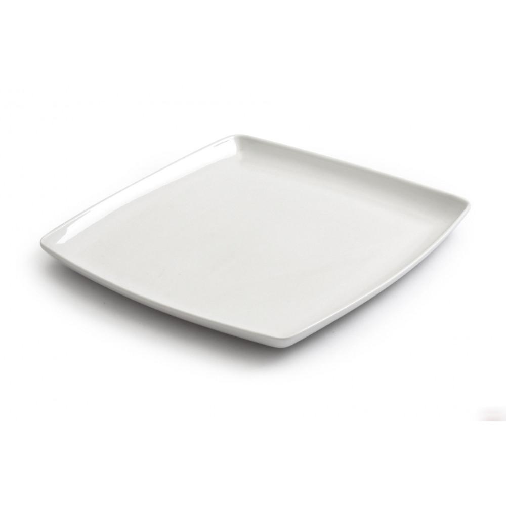 Square plate cm 30 X Squared