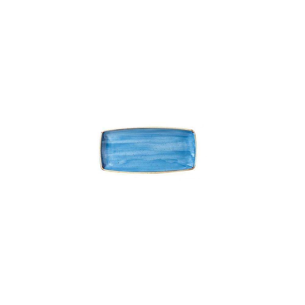 Piatto Blu rettangolare 29 x 15 cm