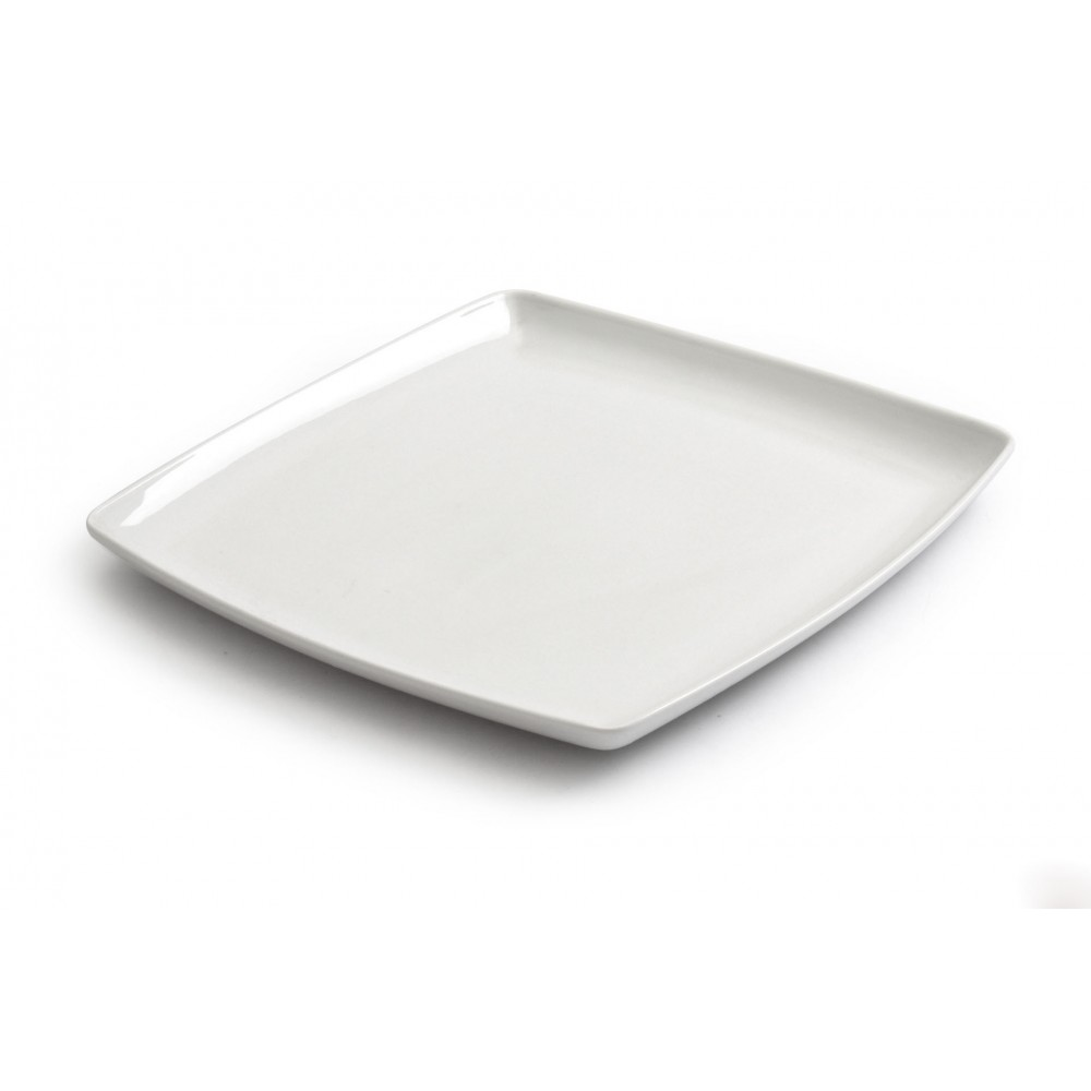 Assiette carrée cm 26,8 X Carré