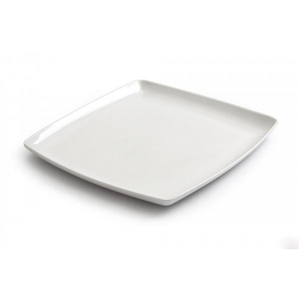 Square plate cm 26.8 X Squared