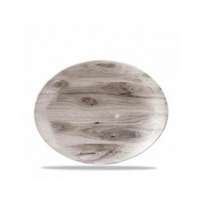 Piatto Ovale cm 31 Texture...