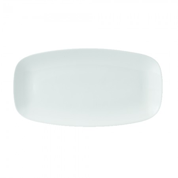 Rectangular plate 34.8 x 19 cm X Squared