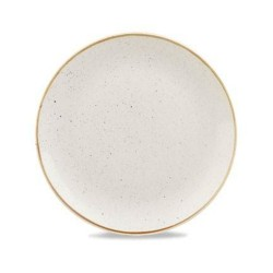 Ivory plate coupe 32 cm...