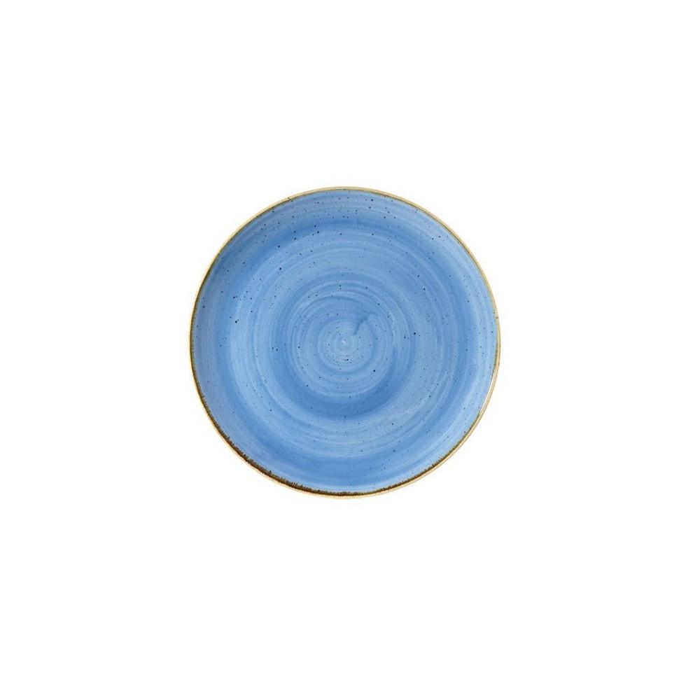 Piatto Blu coupe 32 cm Stonecast