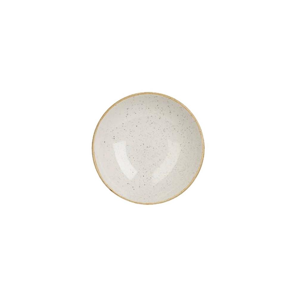 Piatto Avorio fondo 31 cm Stonecast