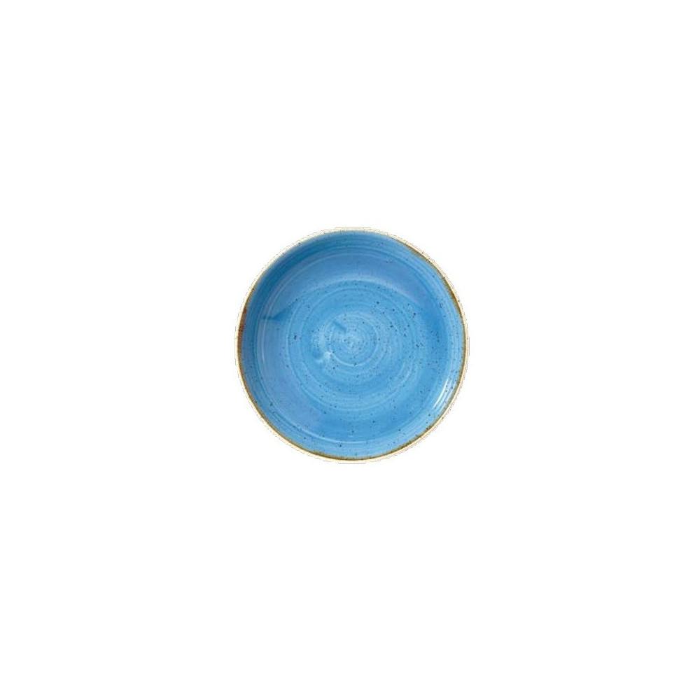 Assiette Bleu Foncé 31 cm Stonecast