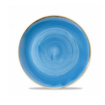 Blue coupe plate 28.8 cm...