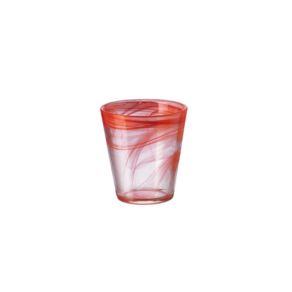 Water Glass 37 cl Capri Coral
