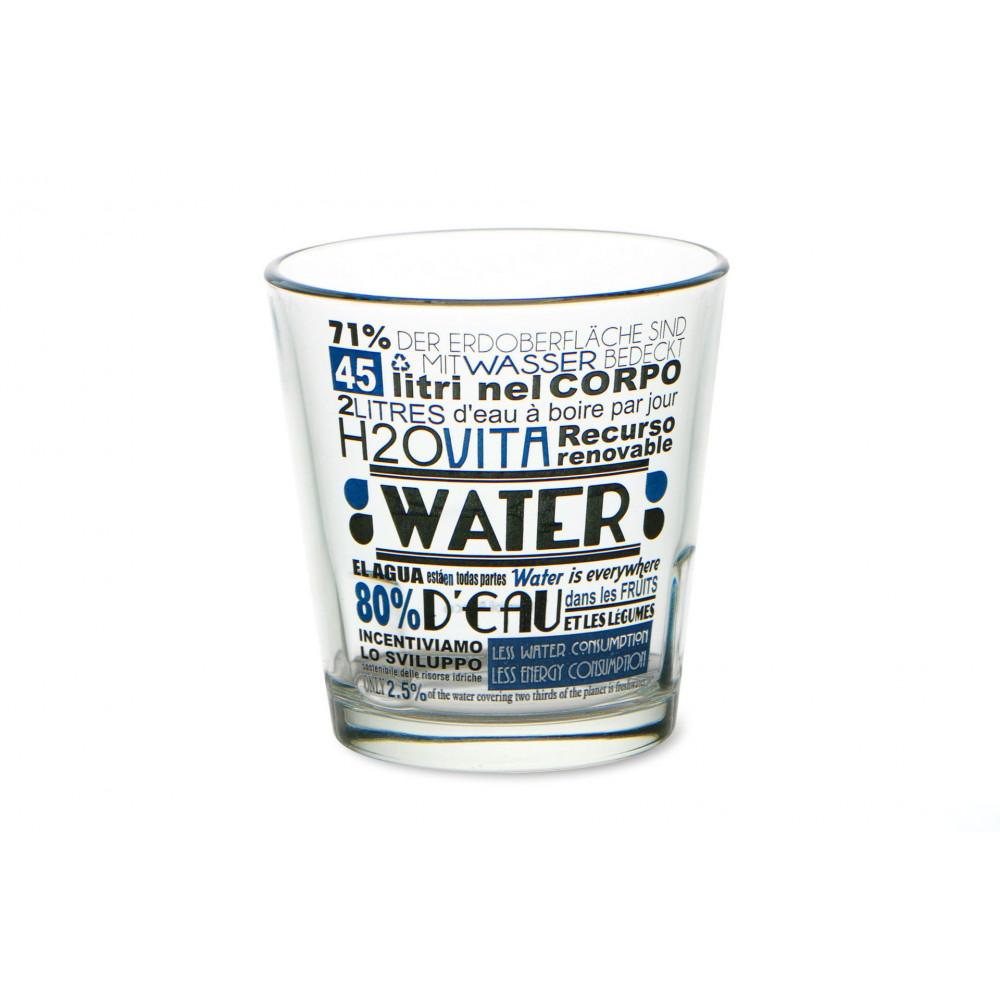 Bicchieri acqua 26 cl Water in