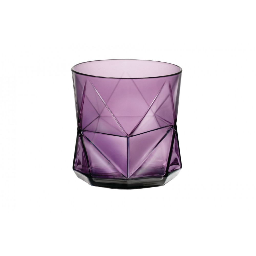 Water glass 32 cl Cassiopea Amethyst