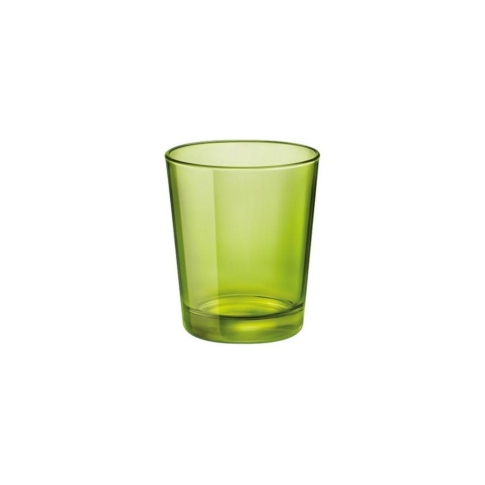 Bicchiere acqua 30 cl Castore Verde