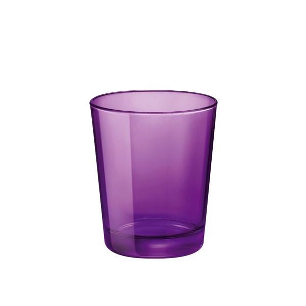 Bicchiere acqua 30 cl Castore Viola