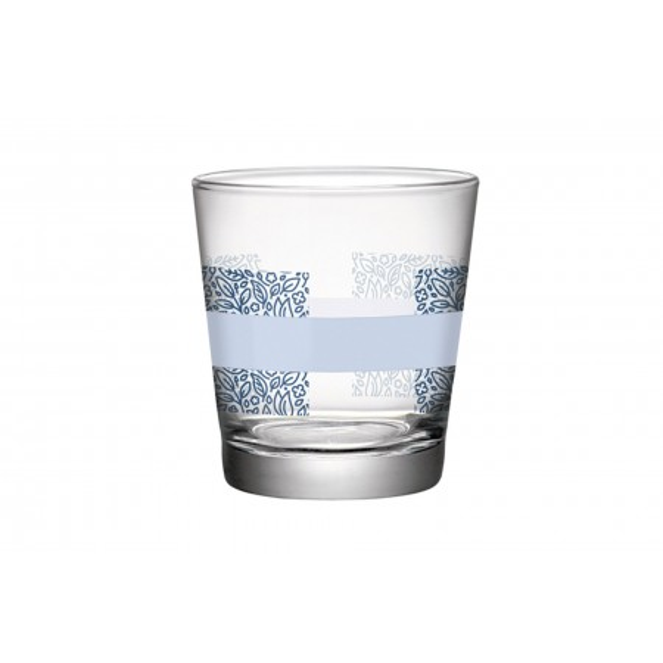 Bicchiere acqua 24 cl Naturalmente Azzurro Sestriere