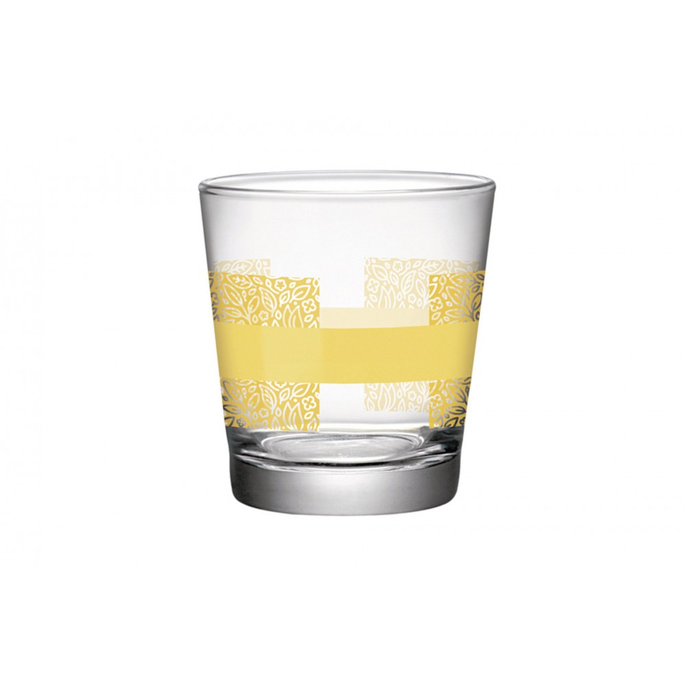 Water glass 24 cl Naturally Yellow