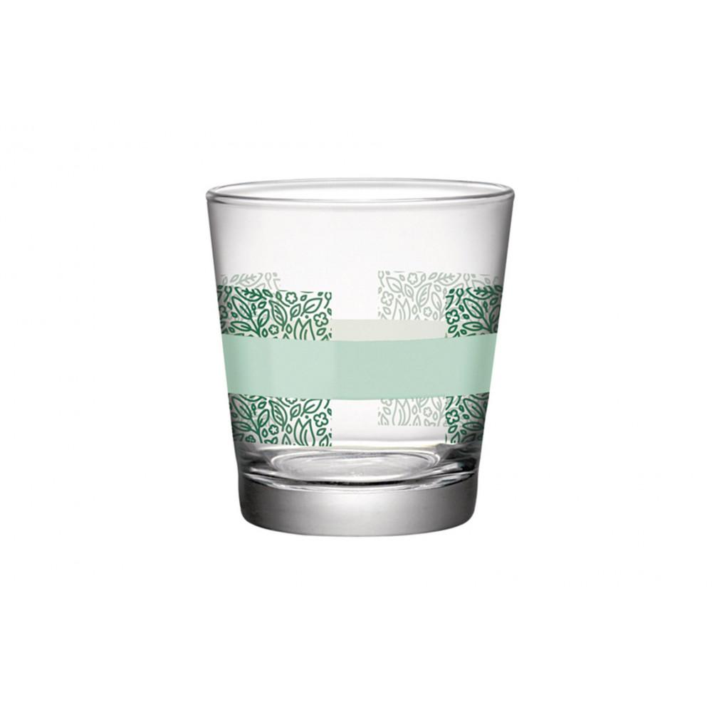 Bicchiere acqua 24 cl Naturalmente Verde
