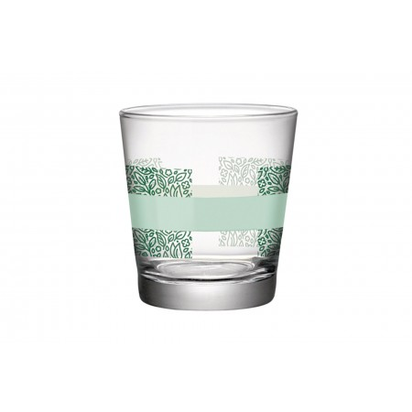 Bicchiere acqua 24 cl Naturalmente Verde Sestriere
