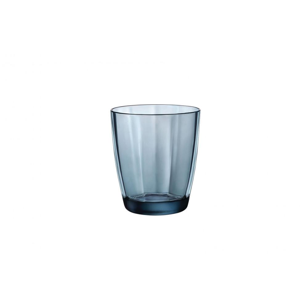 Water glass 30 cl Pulsar Ocean Blue