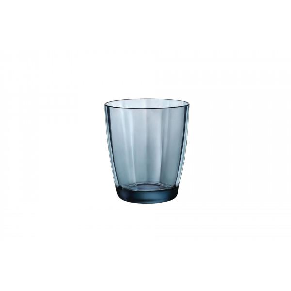 Water glass 39 cl Pulsar Ocean Blue