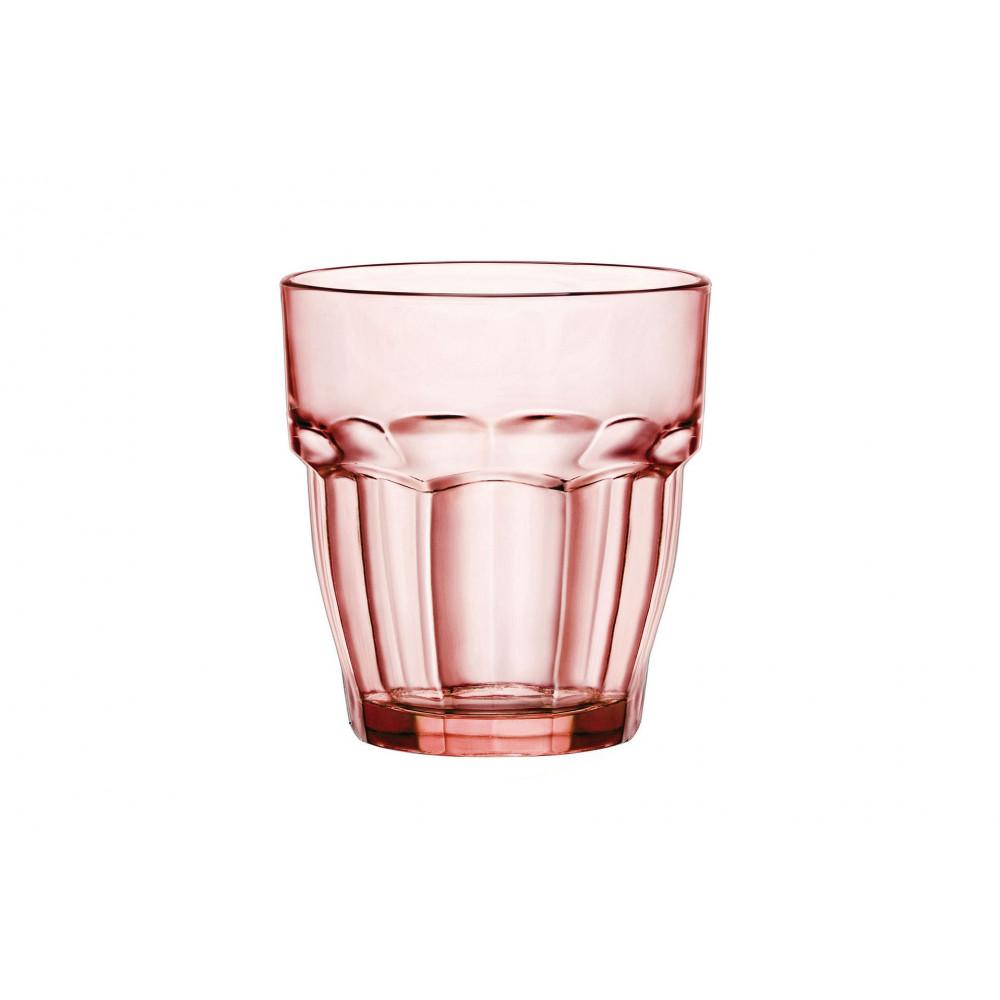 Bicchiere acqua 27 cl Rock Bar-Peach