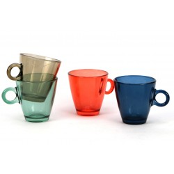 Cups 32 cl Botanic Easy Bar pack of 4 pieces