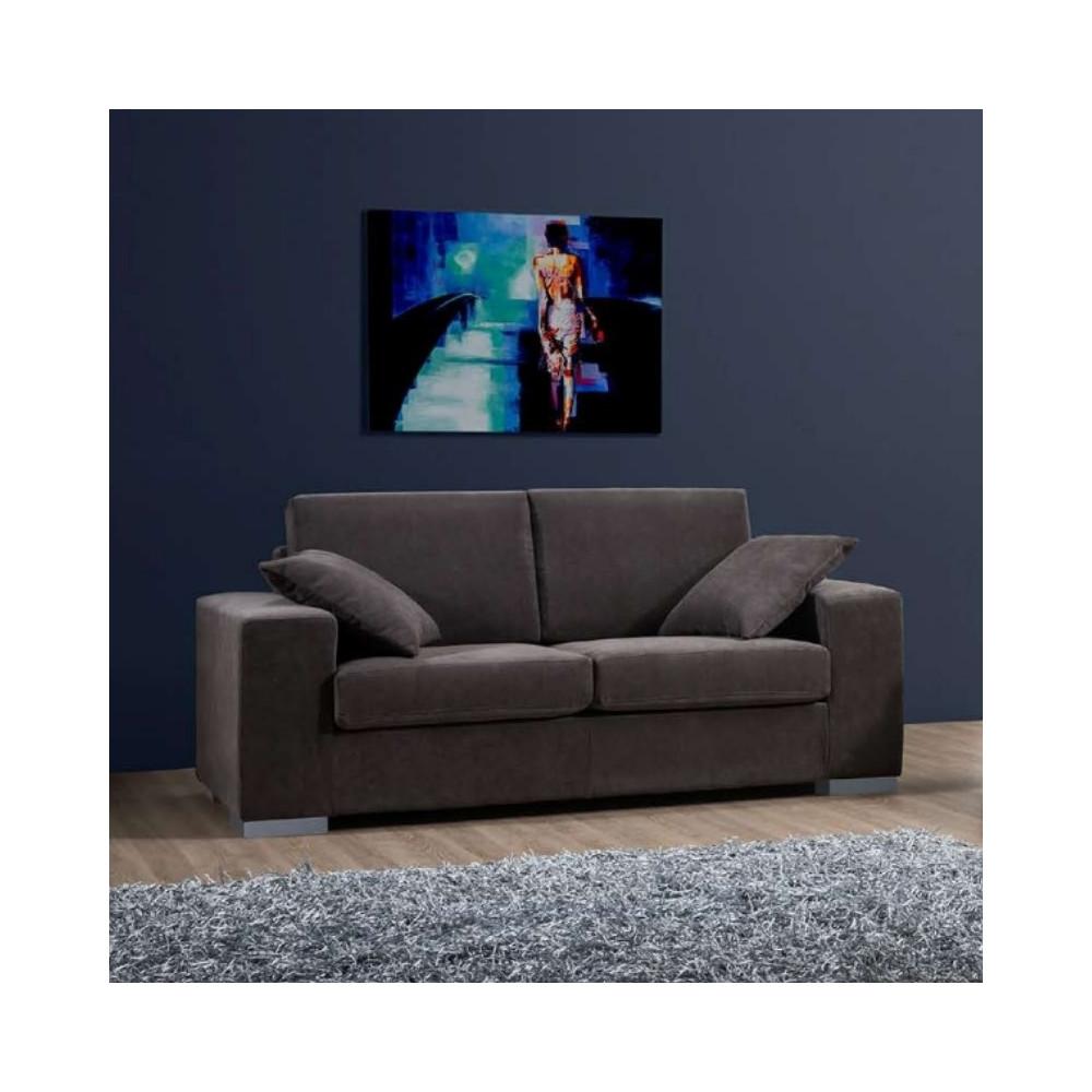 Fiore 3 seater sofa modern style