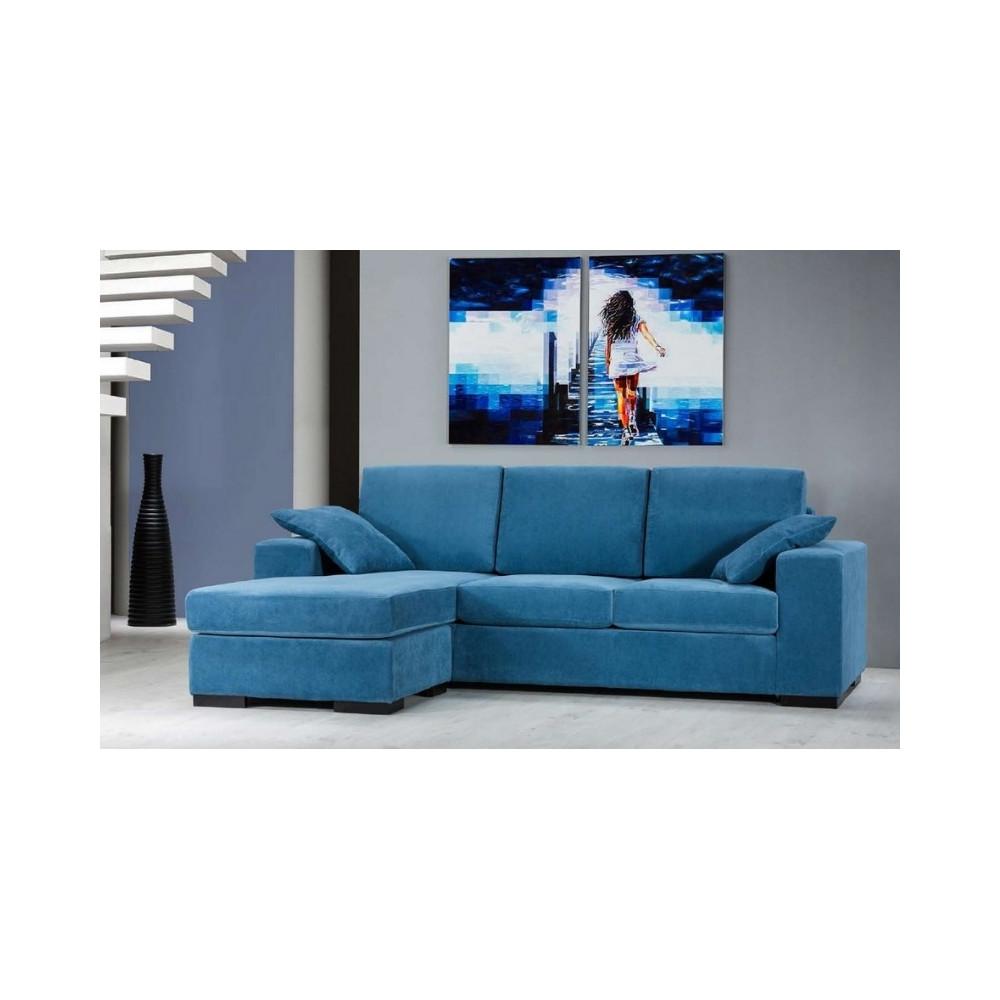 Fiore sofa with right / left peninsula,