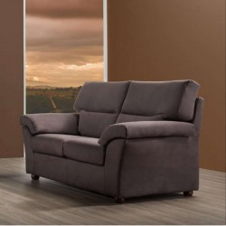 Dante 2 seater sofa, modern style, removable and washable fabric