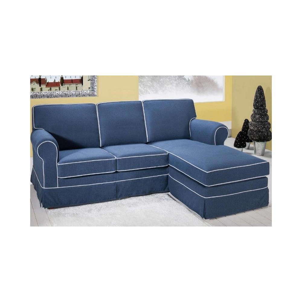Otello sofa with modern style peninsula,