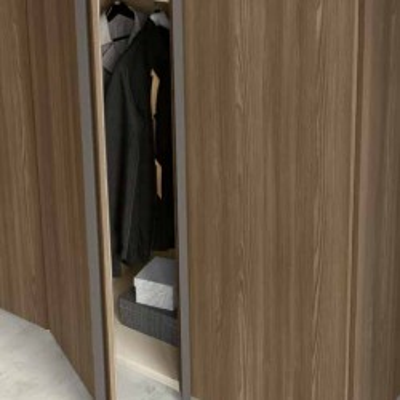 Armoire Penta avec 6 portes battantes
