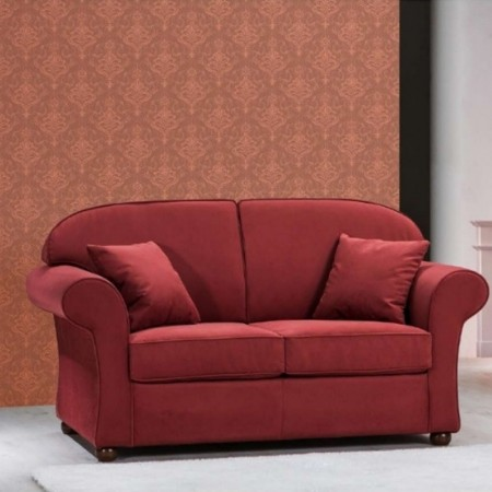 Niko sofa 3 seater modern style, removable and washable fabric