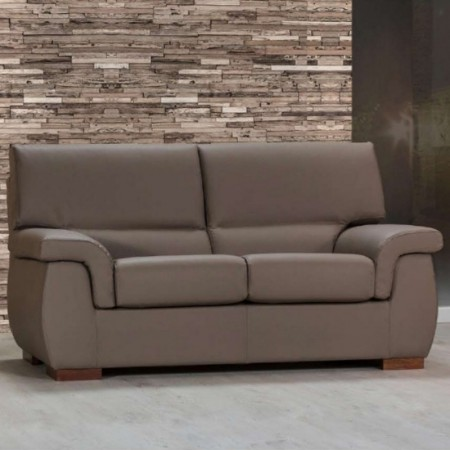 Icaro 3 seater sofa, modern style, removable and washable fabric