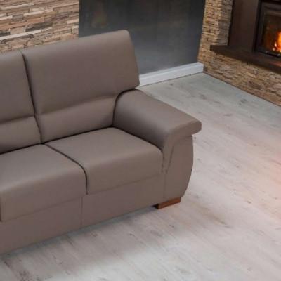 Icaro 3 seater sofa, modern style,