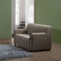 Moris 2 seater sofa, modern style, removable and washable fabric