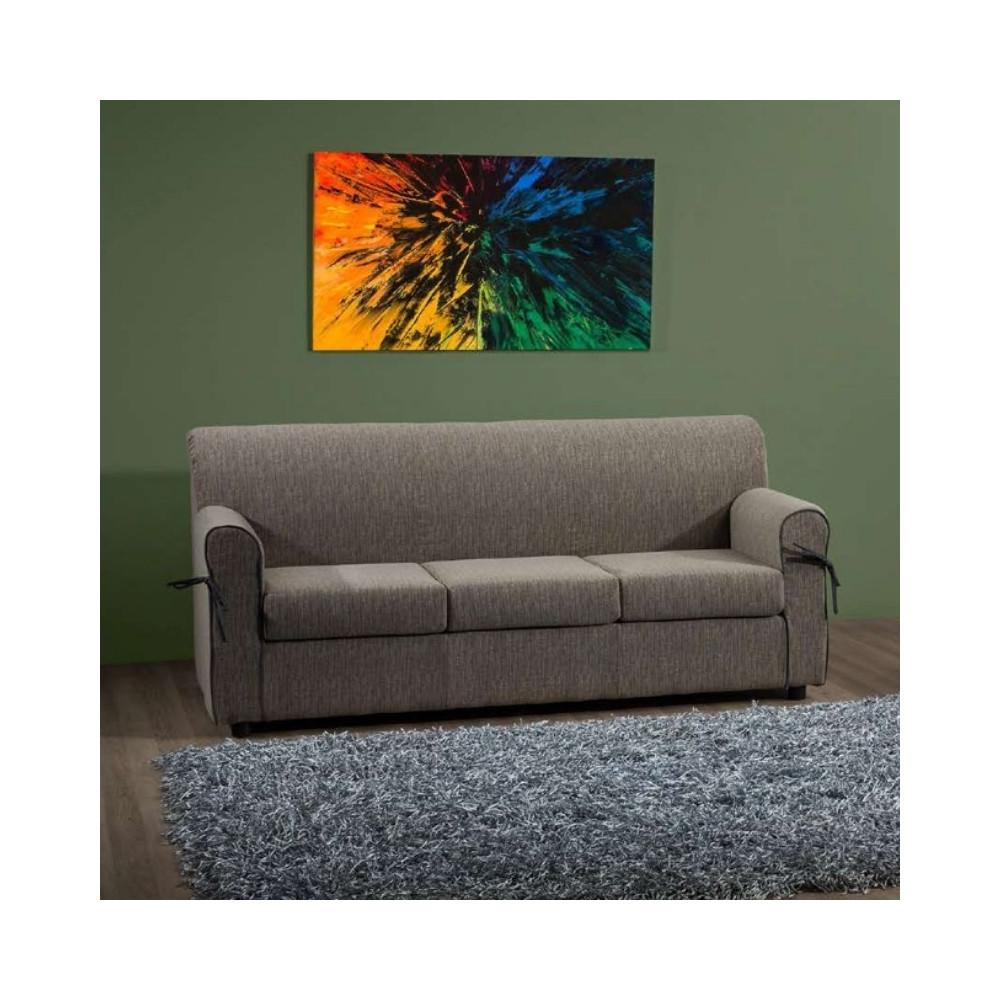 Moris 3 seater sofa, modern style,